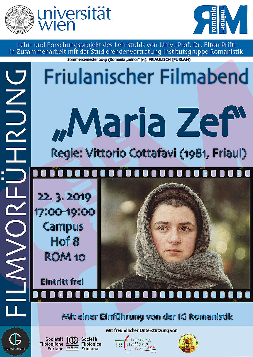 Maria Zef FilmAbend - SS19